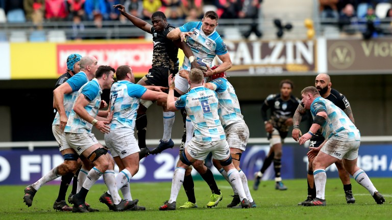 Victory in Montpellier made it six wins out of six for Leinster in their Champions Cup pool