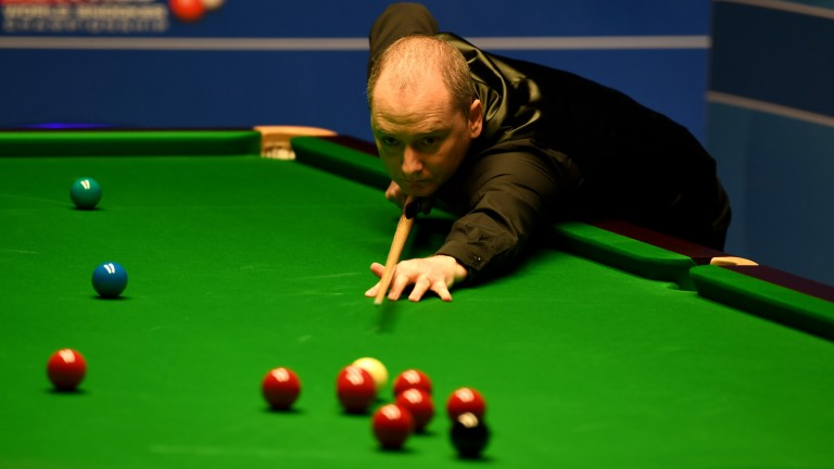Graeme Dott is overpriced to silence the Hawk