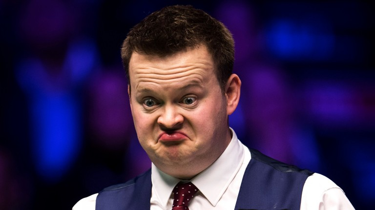 Shaun Murphy could have to turn on the style to sweep aside Chris Wakelin