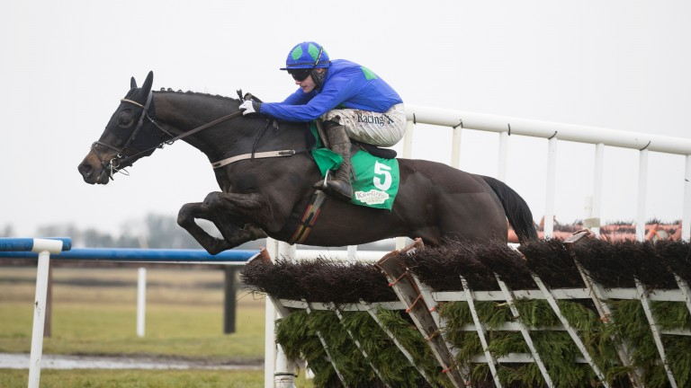Coquin Mans settled much better for Paul Townend when winning at Fairyhouse on Monday