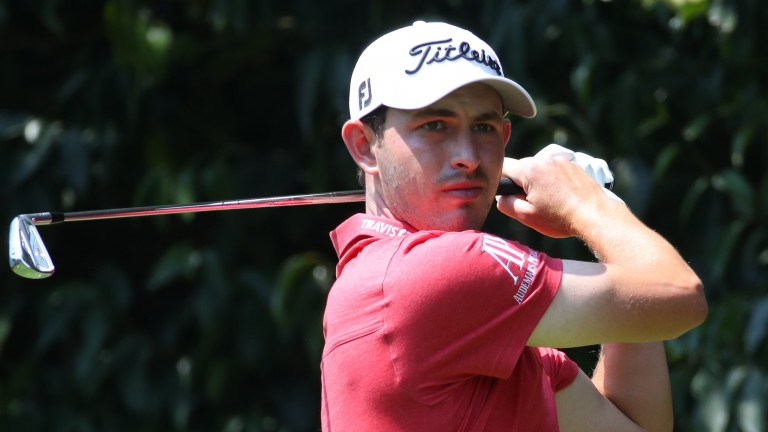 Patrick Cantlay is rock-solid from tee to green