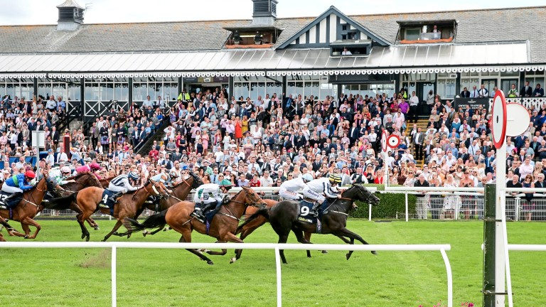 Musselburgh is next due to race on May 3