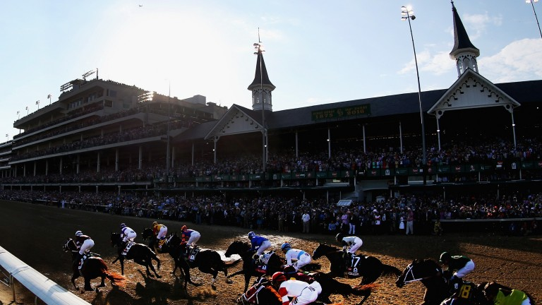 Churchill Downs: the Breeders' Cup takes centre stage