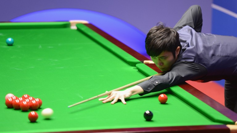 Cao Yupeng could enjoy a decent run in the China Open