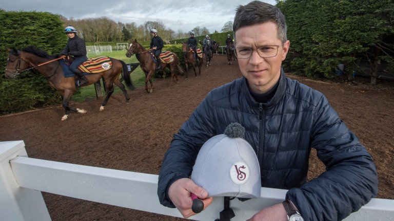 Roger Varian: sends over Masaarr for Group 3 assignment