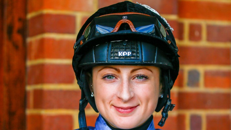 Nicola Currie: rider of Data Protection