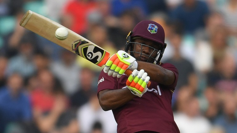 West Indies opener Evin Lewis could cut loose for Mumbai