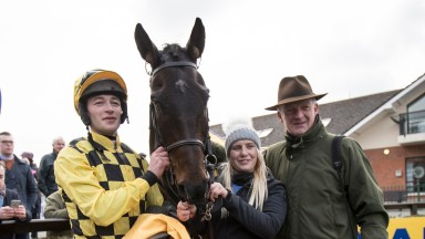"""Willie Mullins: """"David was a gifted rider. He had very good hands and rode with pure natural instinct."""""""