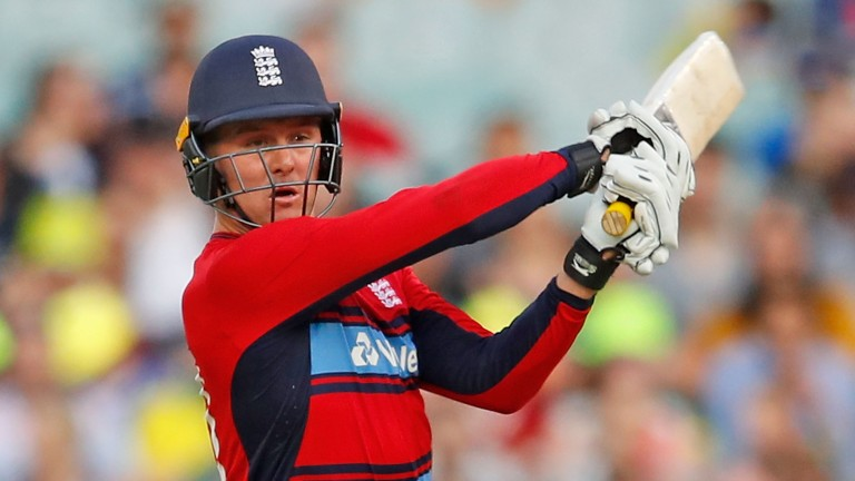 England batsman Jason Roy made 91 not out on debut for Delhi Daredevils