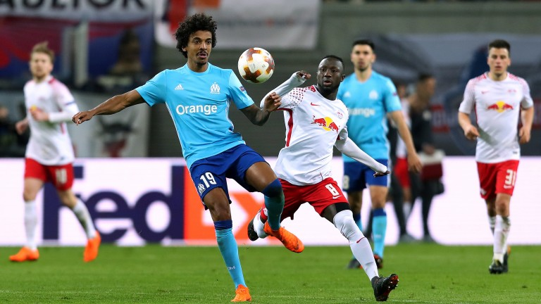 Marseille may be more focused on their close Europa League tie with Leipzig