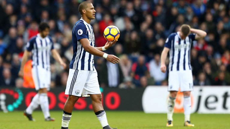 Salomon Rondon has not been as productive as West Brom would have liked