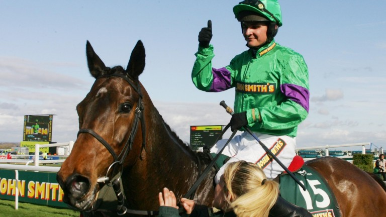 Mon Mome: 100-1 Grand National winner under Liam Treadwell