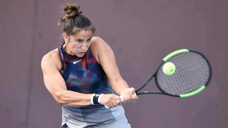 Sara Sorribes Tormo should outmuscle Carol Zhao in Colombia