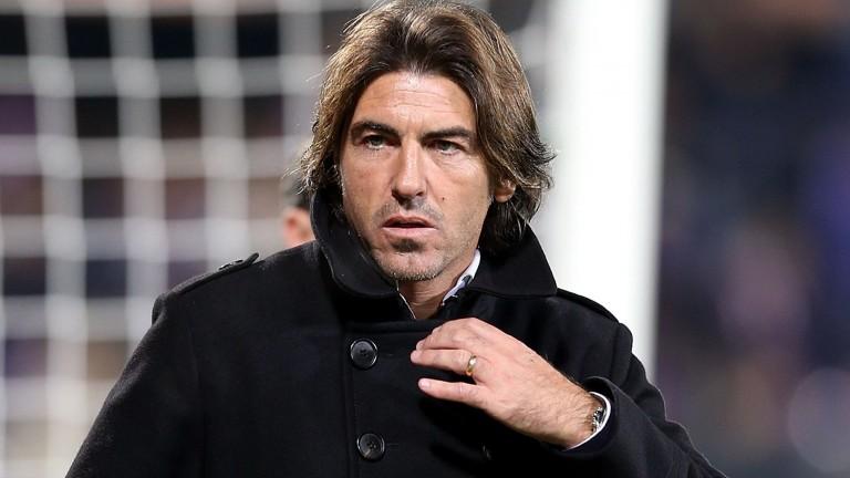 Standard Liege manager Ricardo Sa Pinto