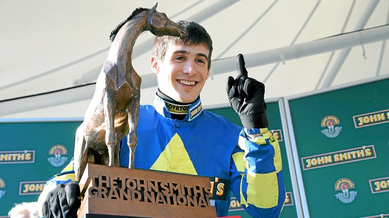 Ryan Mania: Grand National-winning jockey has ridden 11 winners since his return