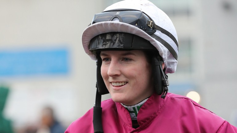 Rachael Blackmore: back on top of the jockeys' championship