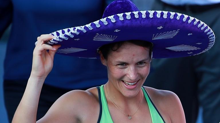 Tatjana Maria could face a tough tussle against Daniela Seguel