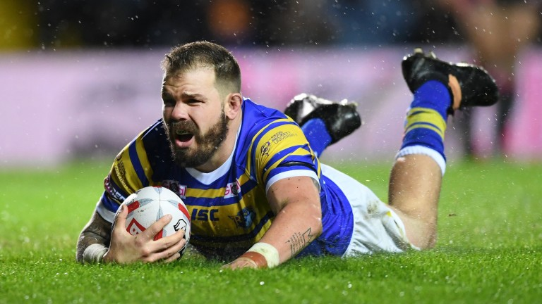 Leeds prop Adam Cuthbertson is back from a lengthy injury