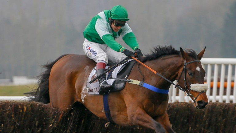 Thomas Patrick: one to watch on Grand National day