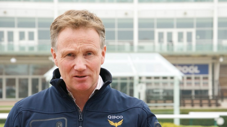 """Michael Prosser: """"We will have extra hoses and ice to put in the water tubs for the horses' welfare in the heat"""""""