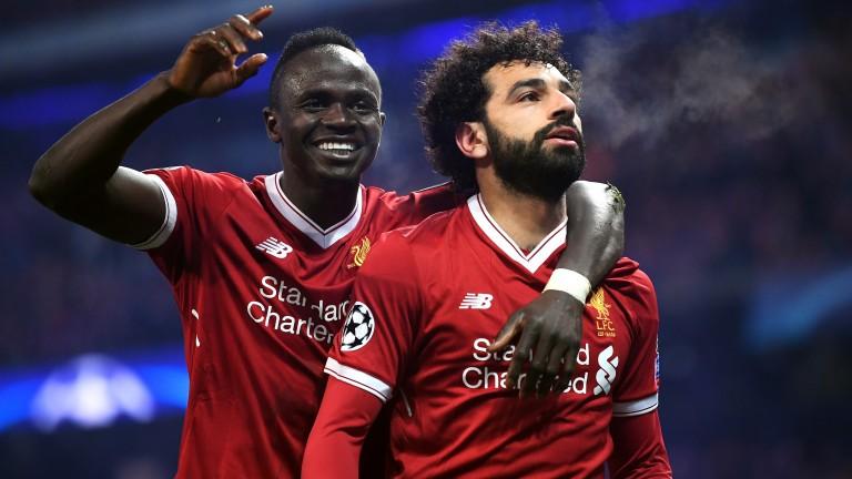 Liverpool hitmen Sadio Mane and Mo Salah
