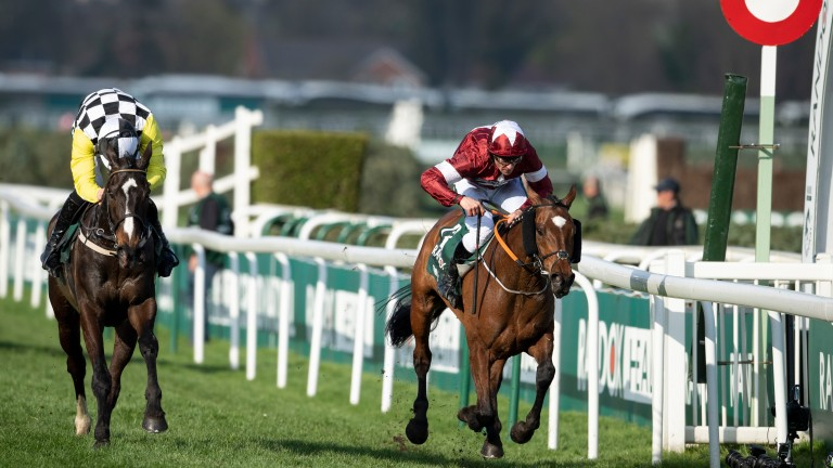 "Tiger Roll lands the Grand National - the ""worst result in the book"" for GVC"