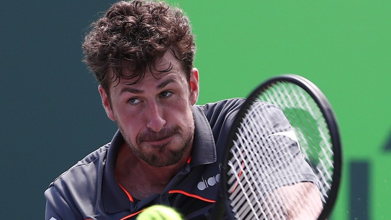 Robin Haase can impress in Monte Carlo