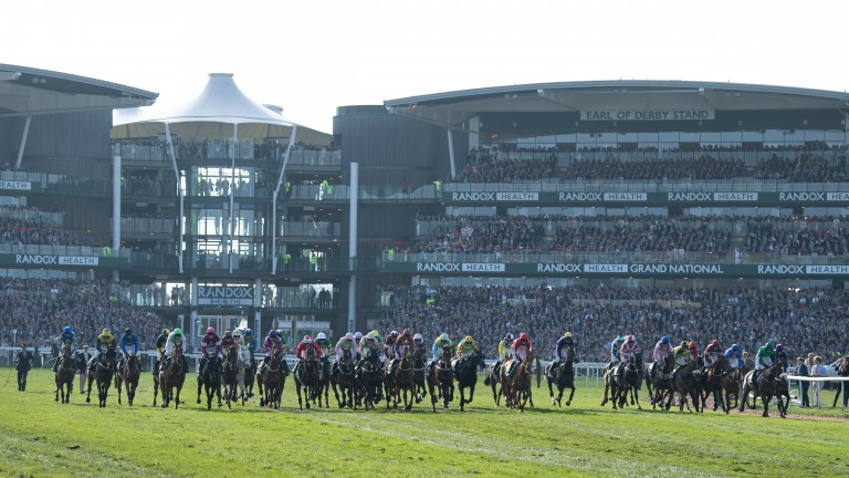 The Grand National will be one of the races with a multi-million-pound guarantee