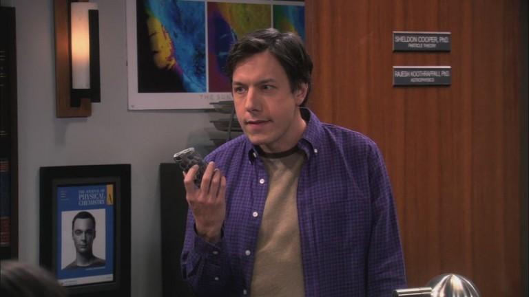 Barry Kripke: Big Bang Theory character has an equine namesake