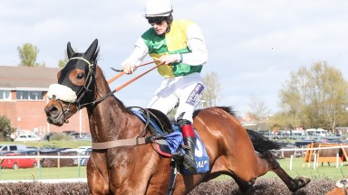 Vicente: drying ground will help his bid for third Scottish National