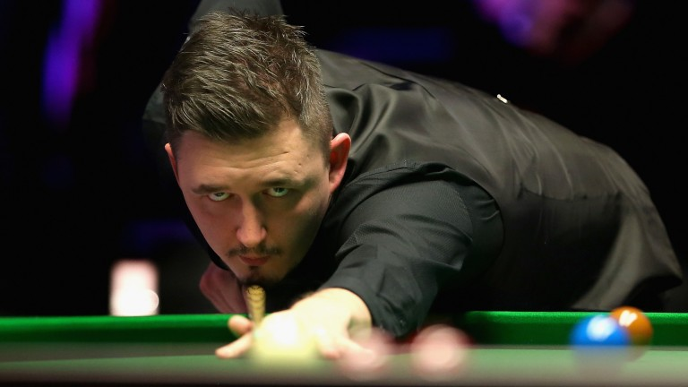 Masters finalist Kyren Wilson has enjoyed a decent campaign