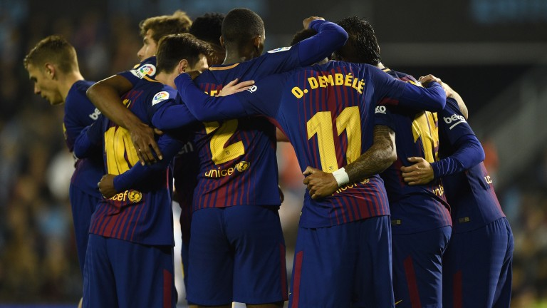Barcelona are full of goals