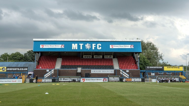 Macclesfield will head back to Moss Rose as Champions with a win over Eastleigh