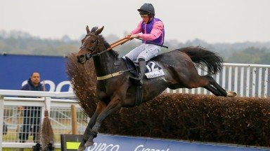Antony and Jamie Moore in action at Ascot last season