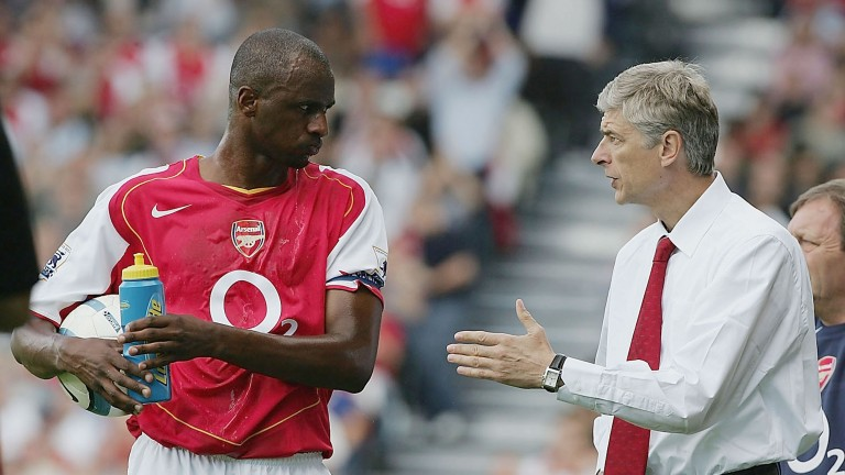 Could Patrick Vieira replace Arsene Wenger as Arsenal manager