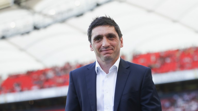 Stuttgart results have improved under head coach Tayfun Korkut