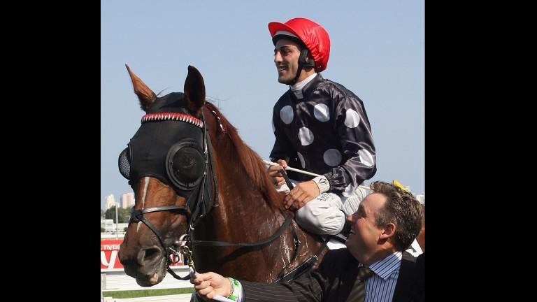 Bobby El-Issa: jockey felt his mount Amanaat did not get a fair start