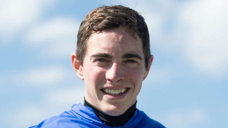 James Doyle: rider of Imperial Choice