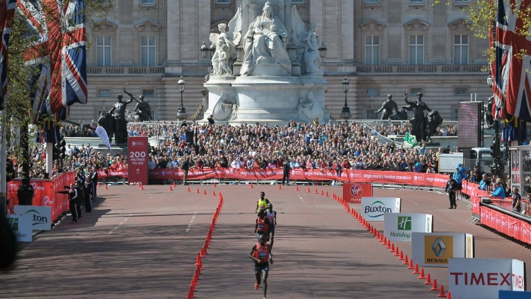 Racing will be well represented in Sunday's London Marathon