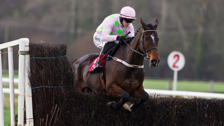 Willie Mullins-trained superstar Douvan, on whom Paul Townend holds an unbeaten record