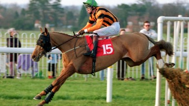 Olympian winning the 1993 Imperial Cup