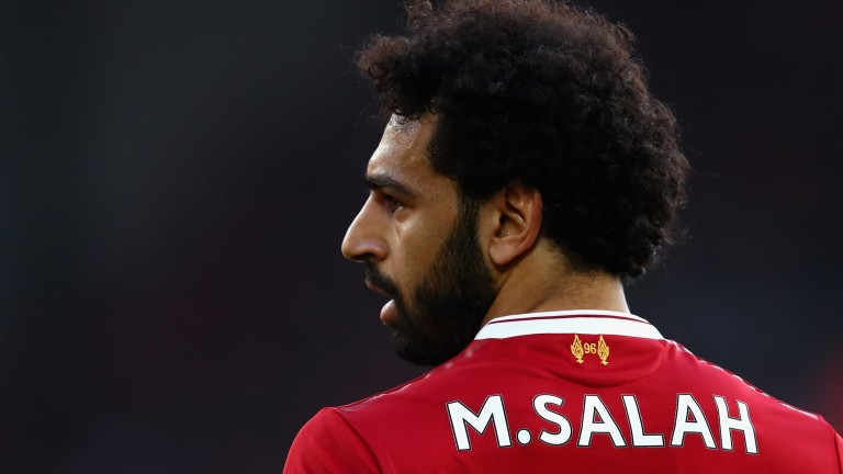 Mo Salah of Liverpool