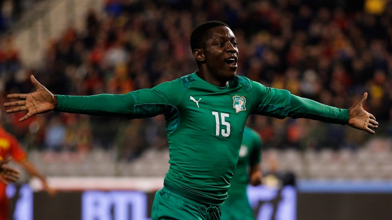 Ivory Coast star Max Gradel is a key player for Toulouse