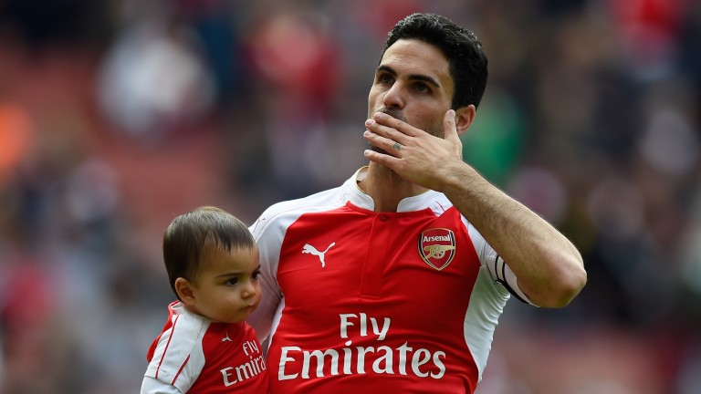 Mikel Arteta has a great relationship with Arsenal