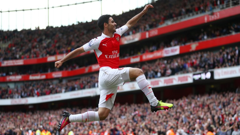 Betway has suspended betting on Mikel Arteta returning to Arsenal