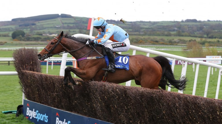 Un De Sceaux: excelled around Punchestown