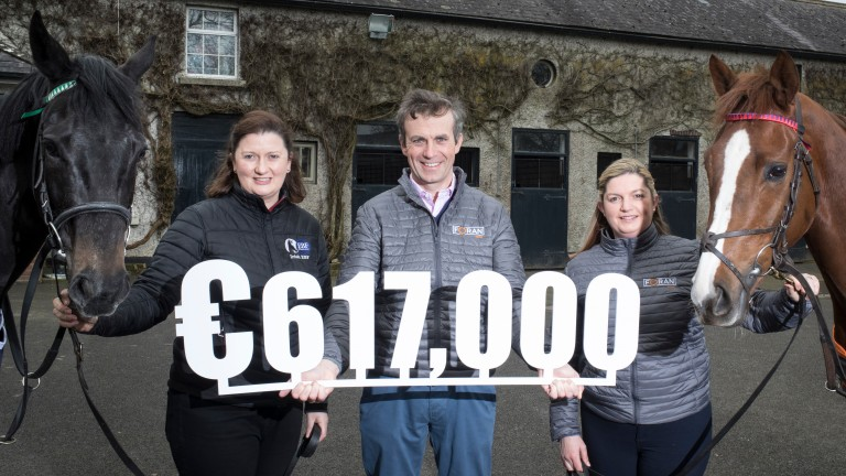 Owners and trainers poised to target €617,000 series