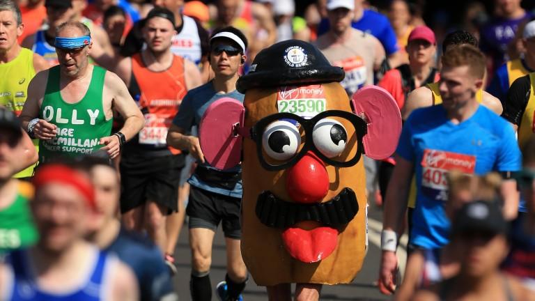 The London Marathon: fun, fundraising, fantastic