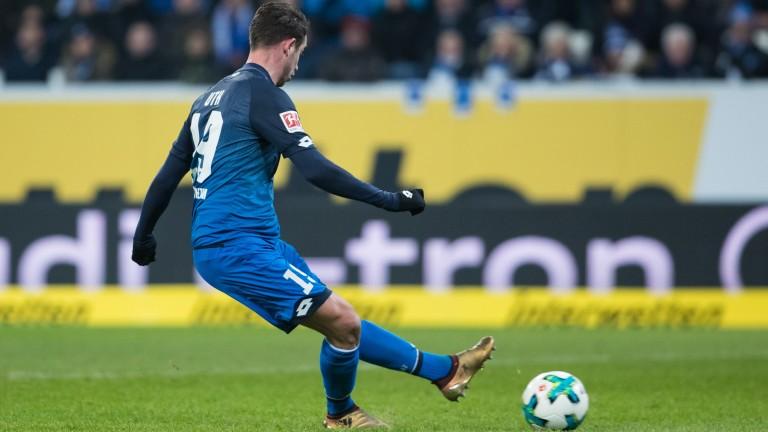 Hoffenheim's Mark Uth