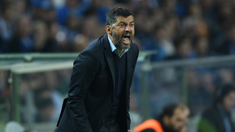 Porto manager Sergio Conceicao